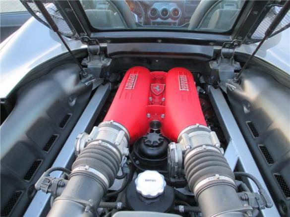 Ferrari F430 4.3i V8 32v F1